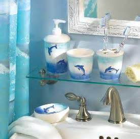 dolphin bathroom accessories amazing home decorating dolphin 6 bathroom set