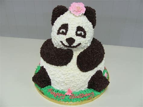 panda birthday cake bethel assembly  god