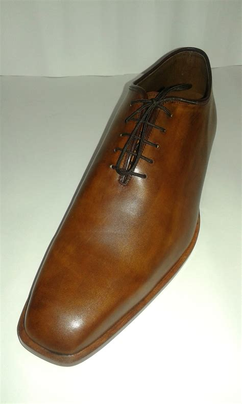 Mens Leather Shoes Handmade - handmade dress shoes handmade mens formal brown