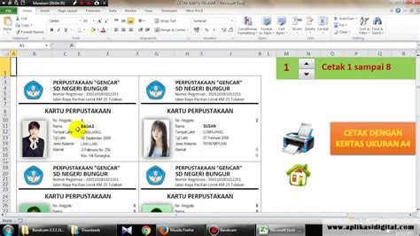membuat id card corel tutorial corel draw x4 membuat id card