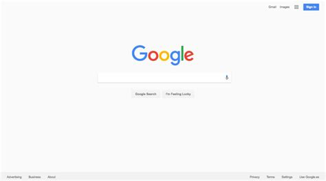 google home google tests gray background on home page while yahoo