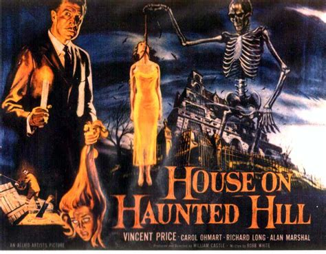 house on haunted hill 1959 pelicula