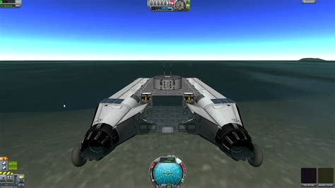 boat r up kerbal space program astronaut pick up boat youtube