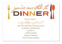dinner party invitations by invitationconsultants com