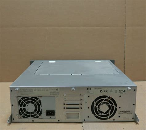Rack Mount Drive Chassis by Hp Storageworks 407191 001 Scsi 2 Drive Bay Rack
