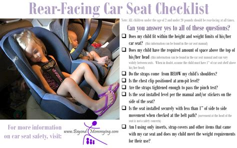 mo car seat laws child safety seats pdf