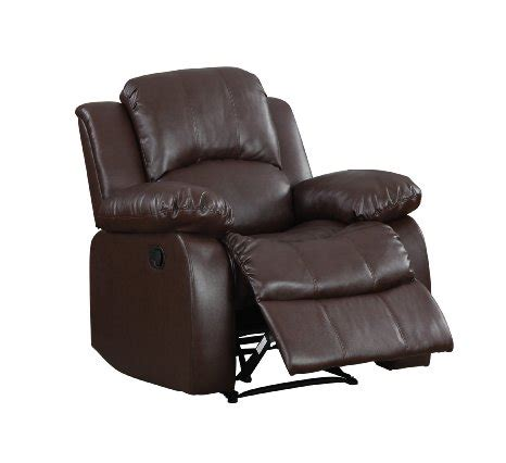 best recliner chairs review homelegance 9700brw 1 upholstered durable recliner chair