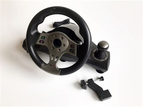 volante ps3 gamestop ps3 gamestop steering wheel bez ped 225 lov povrchov 233