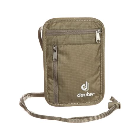 Deuter Security Wallet I tour de cou deuter security wallet i sand trxm