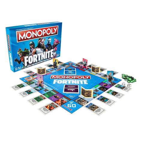 fortnite monopoly fortnite tendr 225 su propia edici 243 n de monopoly y armas nerf