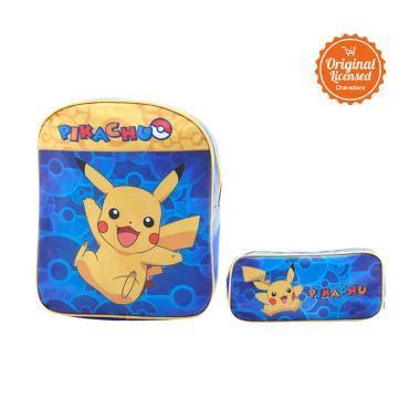 Goodie Bag Isi Buku Coklat Pensil Tema Bgf jual gift set backpack and kotak pensil harga kualitas terjamin blibli