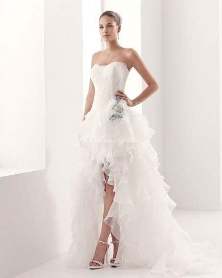 imagenes de vestidos de novia 2015 vestidos de novia 2015 modelos cortos fotos ellahoy