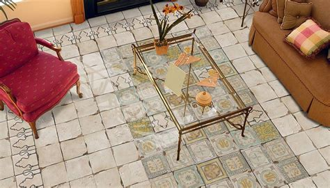 Kitchen Tile Floor Design Ideas - 25 beautiful tile flooring ideas for living room kitchen and bathroom designs