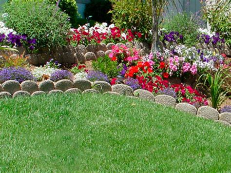Garden Borders And Edging Ideas Garden Borders Edging Small Garden Ideas Garden Border Edging Ideas Garden Ideas Flauminc