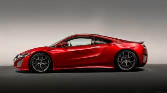 Acura Background Acura Nsx 2016 Hd Wallpapers Free