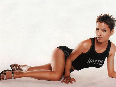 Halle Berry Warms Up by Halle Berry Halle Berry And Wallpapers