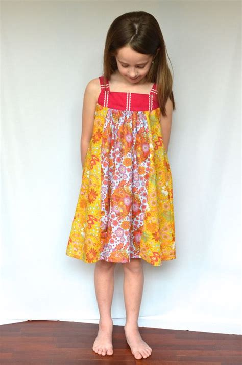 Kid Narita narita dress digital pattern would it be wrong for a
