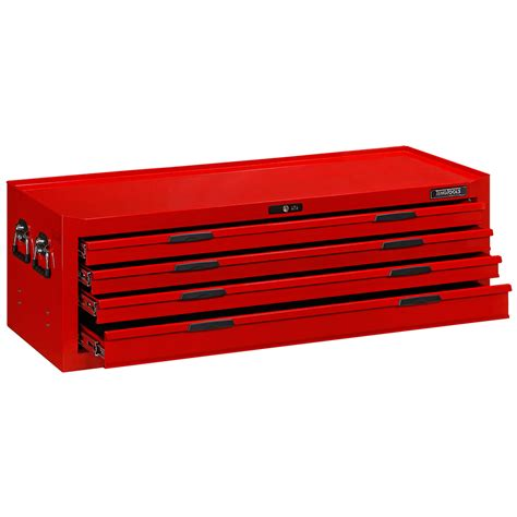 4 Drawer Tool Chest by Teng Tools Tc804ln 53 Quot Wide 4 Drawer 8 Series Tool Storage