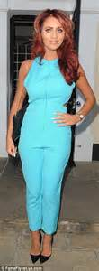 She Sis Jamsuit Sephora Jumpsuit towie s sam fairs joins billie and childs for out daily mail