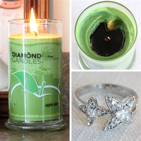 Candles With Rings Inside Them by That Winsome Candles Review And Giveaway