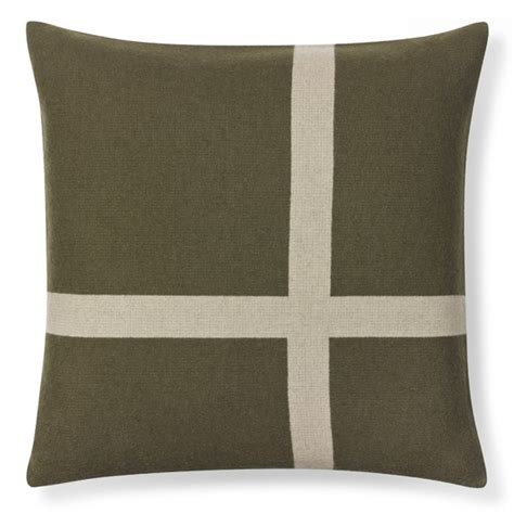Equestrian Pillows by Equestrian Pillow Cover Fern Williams Sonoma