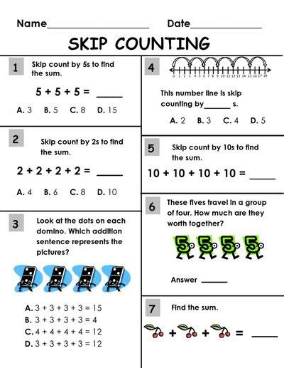 printable worksheets counting by 2 5 10 number names worksheets 187 counting by 2 5 10 free