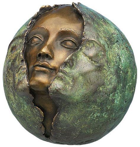 Matteo Pugliese Kaufen by Luise Bodirsky Skulptur Quot Metamorphose Quot Bronze