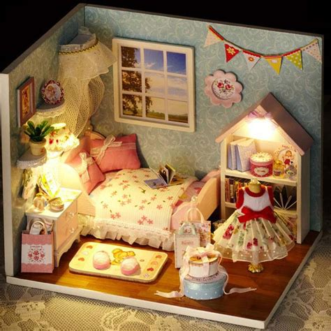 dolls house lighting sets aliexpress com buy doll house dollhouse room diy toy house set miniature doll house