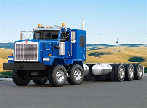Kenworth Truck Company Gas Product