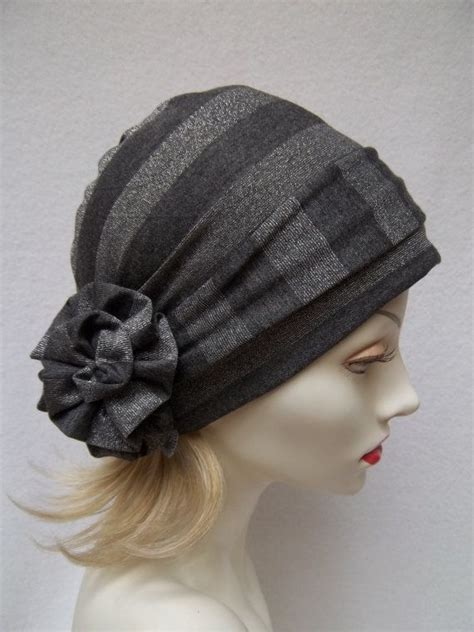 chemo hats with hair attached chemo hats with hair attached chemo hat slouch hat gray