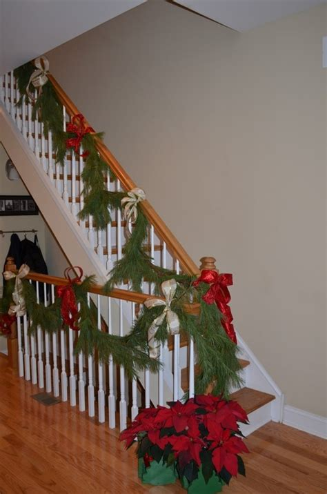 79 best christmas stairs images on pinterest christmas