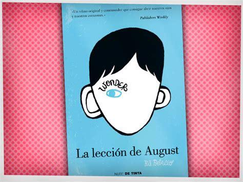 libro la leccion de august rese 241 a del libro la leccion de august soyactitud