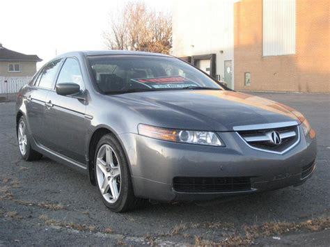 2005 Acura Tl 0 60 by Panthers 2005 2005 Acura Tl Specs Photos Modification