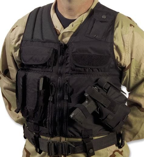 tactical vest for tactical holster vest