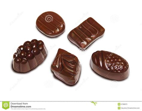 chocolate sweets stock photos image 6786873