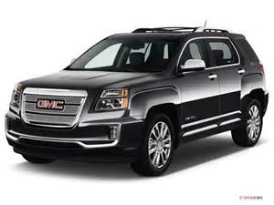 new car rankings gmc terrain prices reviews and pictures u s news