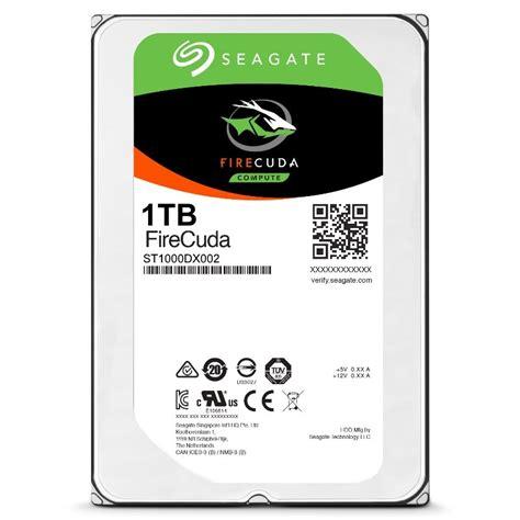 Seagate Firecuda 3 5 Sshd 1tb seagate 1tb firecuda 3 5 quot 7200rpm 64mb cache ocuk