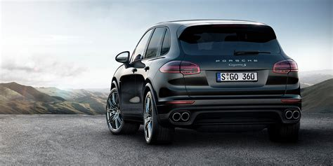Porsche Cayenne Rs by Porsche Cayenne S Platinum Edition Launched In India At Rs
