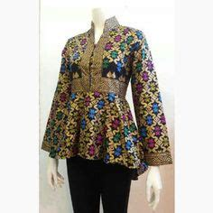Cross Top Blouse Atasan Wanita Bl982 1000 images about batik on criss cross tunic