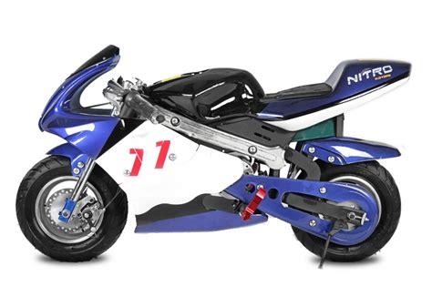 Motorrad Richtig Drosseln by Pocket Bike Elektrisch Mit 800 Watt 36 Volt 3 Stufen