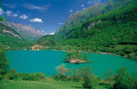 le lago lago di tenno natura laghi trentino