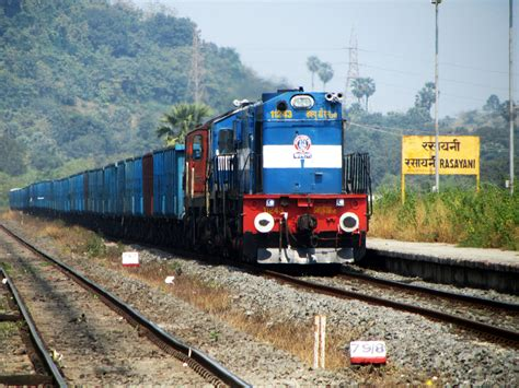 indian railways indian railways freight earnings up 10 pc during april to