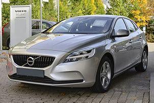 Auto Leasing Ohne Anzahlung 200 Euro by Volvo V40 Autobild De