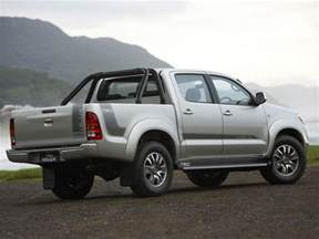 Toyota Hilux 2008 Toyota Recalls More Than 116 000 4wd Hilux Utes