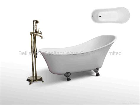 Bathtub Suppliers by Clawfoot Bathtub Bs 6307 Bellissimo China Manufacturer