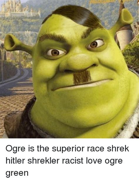 Shrek Meme - 25 best memes about shrek hitler shrek hitler memes
