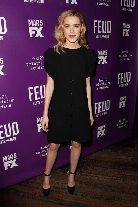 Theres An Avril Duffs Feud by Kiernan Shipka Feud Ny Premiere 07 Gotceleb