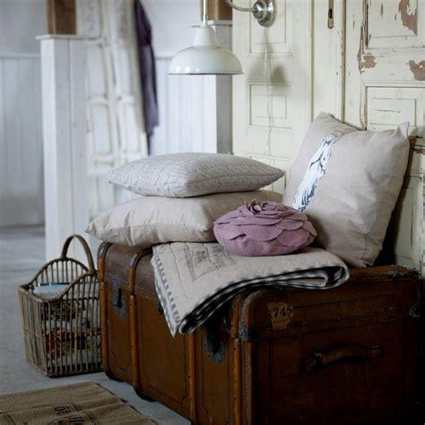 a letto con la nonna arredare la casa con i bauli della nonna quello
