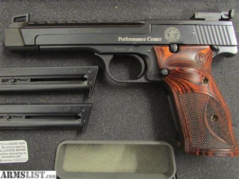smith and wesson performance center model 41 for sale armslist for sale smith wesson performance center