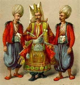 The Ottoman Turks Conquered All Of The Following Except Serendipity The Janissaries Tarnmoor